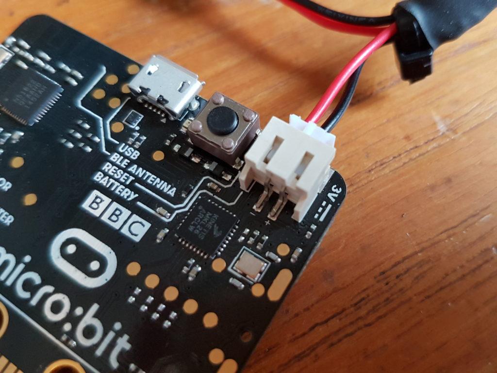 Micro:bit LiPo Battery Setup